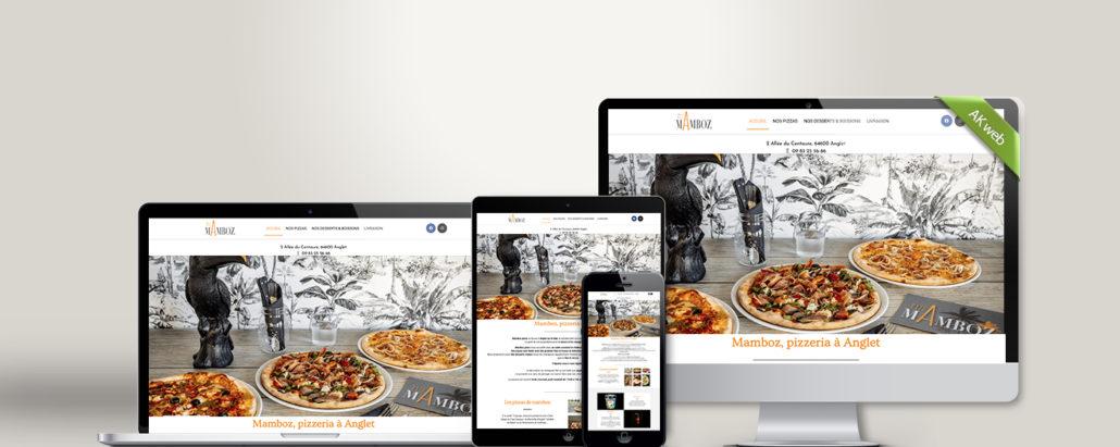 Mamboz Pizzeria à Anglet